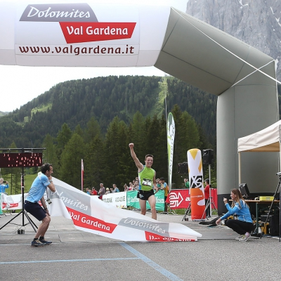 Saslong Run Images from the race Oberbacher_Arrivo
