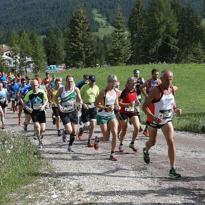 Saslong Run Images from the race Gruppo10