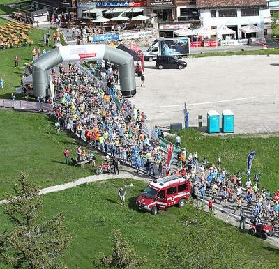 Saslong Run Images from the race Partenza_colore02
